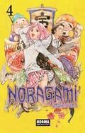 Libro NORAGAMI 4