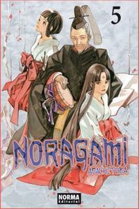 Libro NORAGAMI 5