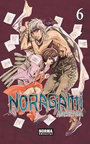 Libro NORAGAMI 6
