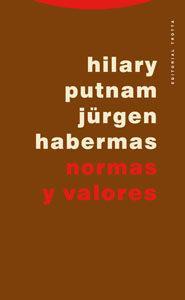 Libro NORMAS Y VALORES