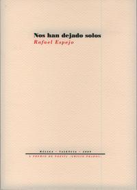 Libro NOS HAN DEJADO SOLOS
