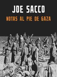 Libro NOTAS AL PIE DE GAZA
