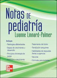 Libro NOTAS DE PEDIATRIA
