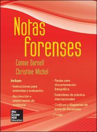 Libro NOTAS FORENSES