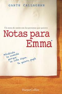 Libro NOTAS PARA EMMA