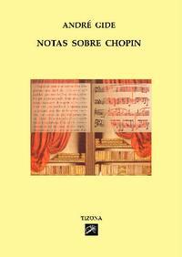 Libro NOTAS SOBRE CHOPIN