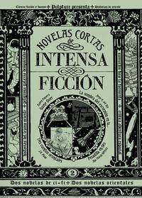 Libro NOVELAS CORTAS DE INTENSA FICCION VOL.2