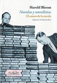Libro NOVELAS Y NOVELISTAS: EL CANON DE LA NOVELA