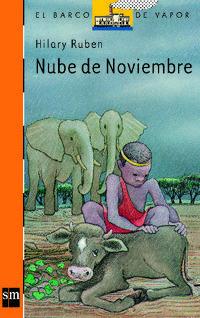Libro NUBE DE NOVIEMBRE