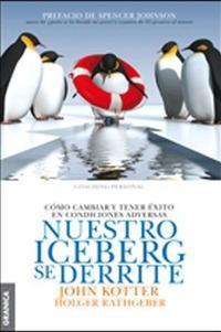 Libro NUESTRO ICEBERG SE DERRITE