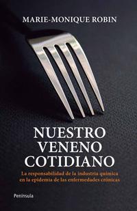Libro NUESTRO VENENO COTIDIANO