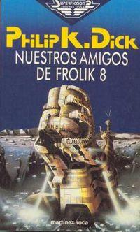 Libro NUESTROS AMIGOS DE FROLIK 8