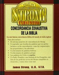 Libro NUEVA CONCORDANCIA STRONG EXHAUSTIVA DE LA BIBLIA