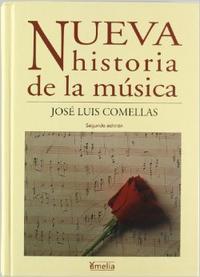 Libro NUEVA HISTORIA DE LA MUSICA