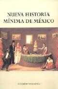 Libro NUEVA HISTORIA MINIMA DE MEXICO