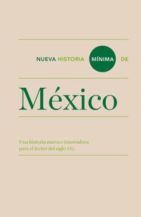 Libro NUEVA HISTORIA MÍNIMA DE MÉXICO