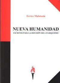 Libro NUEVA HUMANIDAD