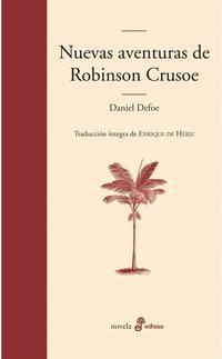 Libro NUEVAS AVENTURAS DE ROBISON CRUSOE