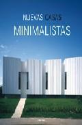 Libro NUEVAS CASAS MINIMALISTAS