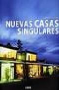 Libro NUEVAS CASAS SINGULARES