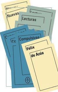 Libro NUEVAS LECTURAS COMPULSIVAS