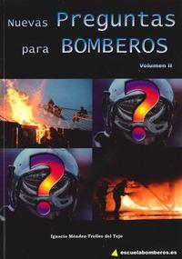 Libro NUEVAS PREGUNTAS PARA BOMBEROS II