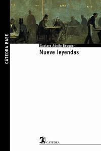 Libro NUEVE LEYENDAS