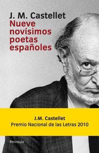 Libro NUEVE NOVISIMOS POETAS ESPAÑOLES