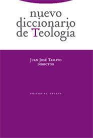 Libro NUEVO DICCIONARIO DE TEOLOGIA