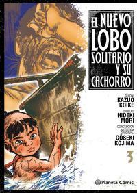 Libro NUEVO LOBO SOLITARIO Y SU CACHORRO Nº 03