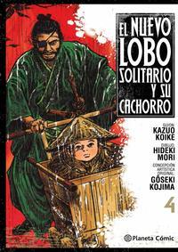 Libro NUEVO LOBO SOLITARIO Y SU CACHORRO Nº 04