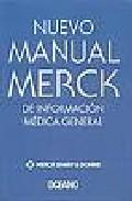 Libro NUEVO MANUAL MERCK DE INFORMACION GENERAL