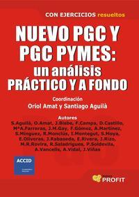 Libro NUEVO PGC Y PGC PYMES UN ANALISIS: PRACTICO Y A FONDO