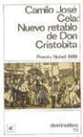 Libro NUEVO RETABLO DE DON CRISTOBITA