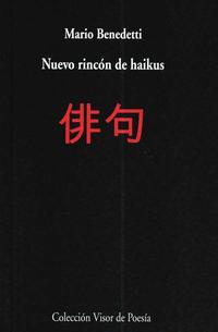 Libro NUEVO RINCON DE HAIKUS