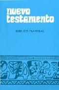 Libro NUEVO TESTAMENTO LATINOAMERICANO