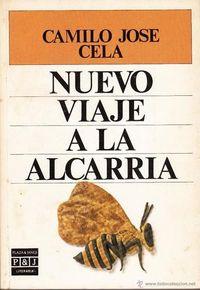 Libro NUEVO VIAJE A LA ALCARRIA