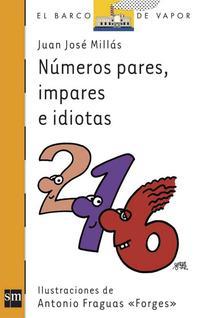 Libro NUMEROS PARES, IMPARES E IDIOTAS