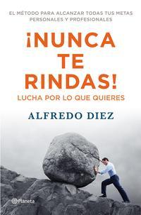 Libro NUNCA TE RINDAS