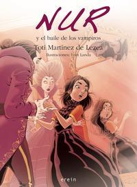 Libro NUR Y EL BAILE DE LOS VAMPIROS
