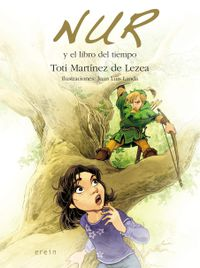Libro NUR Y EL LIBRO DEL TIEMPO