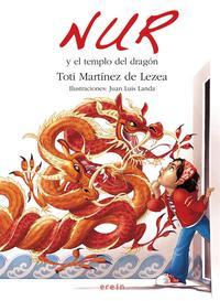 Libro NUR Y EL TEMPLO DEL DRAGON