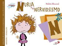 Libro NURIA Y EL NERVIOSISMO
