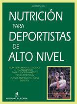 Libro NUTRICION PARA DEPORTISTAS DE ALTO NIVEL