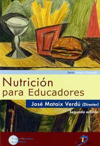 Libro NUTRICION PARA EDUCADORES