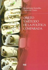 Libro OBJETO Y METODO DE LA POLITICA COMPARADA
