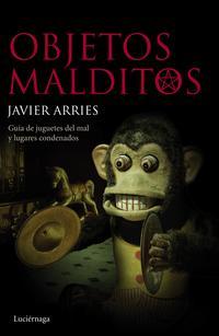 Libro OBJETOS MALDITOS