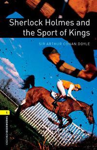 Libro OBL 1 SHERL HOLMES&SP KINGS CD PK ED 08