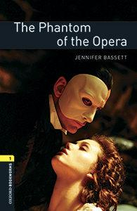 Libro OBL1 THE PHANTOM OF THE OPERA WITH MP3 AUDIO DOWNLOAD
