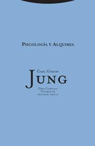 Libro OBRA COMPLETA 12: PSICOLOGIA Y ALQUIMIA